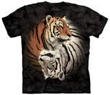 Yin Yang Tigers Shirts
