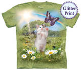 Youth: Kittys Dreamland (Glitter Print) T-shirts