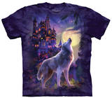 Youth: Wolf Castle T-shirts