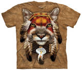Mtn Lion Warrior T-Shirt
