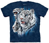 Youth: Find 9 White Tigers Shirts
