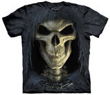 Big Face Death Shirts