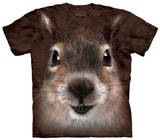 Youth: Squirrel Face T-Shirts