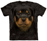 Youth: Rottweiler Puppy T-shirts