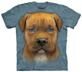 Youth: Pit Bull Puppy T-shirts