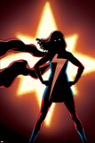 Ms. Marvel No. 2: Ms. Marvel Prints