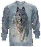 Long Sleeve: Snow Plow T-skjorte