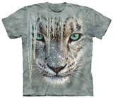 Youth: Icicle Snow Leopard T-shirts
