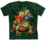 Youth: Frog Pile T-Shirt