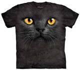 Youth: Big Face Black Cat Vêtement