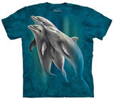 Youth: Three Dolphins Shirts