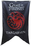 Game Of Thrones - Targaryen Banner Kunstdrucke