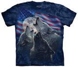 Wolf Trinity T-shirts