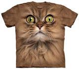 Youth: Big Face Brown Cat Vêtement