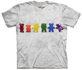 Gummy Line Dance T-shirts