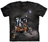 Youth: Apollo Module Smithsonian Collection Tシャツ