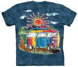 Batik Tour Bus T-Shirt