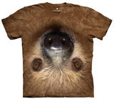 Youth: Upside Down Sloth T-shirts