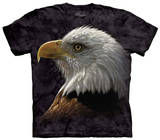 Youth: Bald Eagle Portrait T-Shirt