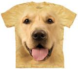 Youth: Big Face Golden Koszulka