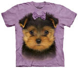 Youth: Yorkshire Terrier Pup T-shirty