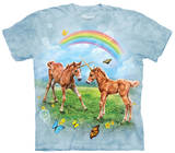 Youth: Duel Unicorn Twins Shirt