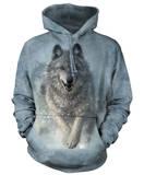 Hoodie: Snow Plow Mikina s kapucí