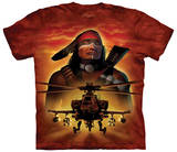 Apache Warrior T-shirts