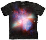 Youth: Starburst Galaxy Smithsonian Collection T-skjorte