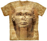 Big Face Sphinx T-shirts