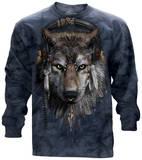 Long Sleeve: DJ Fen - T-shirt