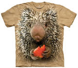 Youth: Baby Porcupine Smithsonian Collection T-shirts