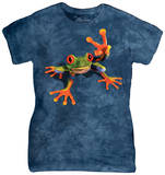 Juniors: Victory Frog T-Shirt