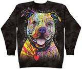 Crewneck Sweatshirt: Beware Of Pit Bulls Shirts