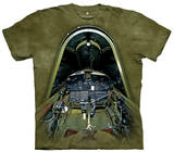 Youth: Vought Cockpit T-shirts