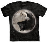 Youth: Ying Yang Wolves T-shirts