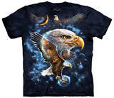 Cosmic Eagle Shirts