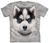 Youth: Siberian Husky Puppy T-Shirts