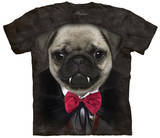 Vampire Pug T-Shirt
