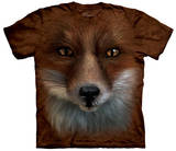 Big Face Fox T-Shirt