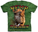 Hemp Daaay Shirts