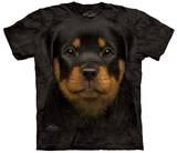 Rottweiler Puppy T-shirts