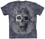 Lace Skull T-shirts