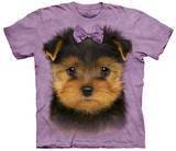Yorkshire Terrier Puppy Shirts