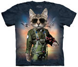 Tom Cat T-shirts