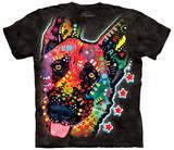 Russo German Shep T-shirts