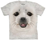 Big Face Baby Seal Shirts