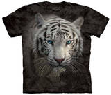 White Tiger Reflection T-shirts