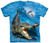 Crocodolphin T-shirts