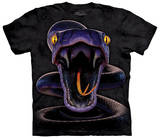 Snake Strike T-shirts